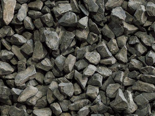 イタリア産 砂利・玉石 ネロエバーノ