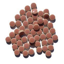 モザイクタイル 10mm丸 ピンク