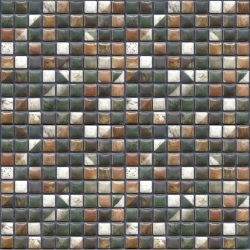 バルセモザイク15角 MINI-27